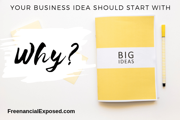 asking why FOR YOUR BUSINESS freenancial exposed