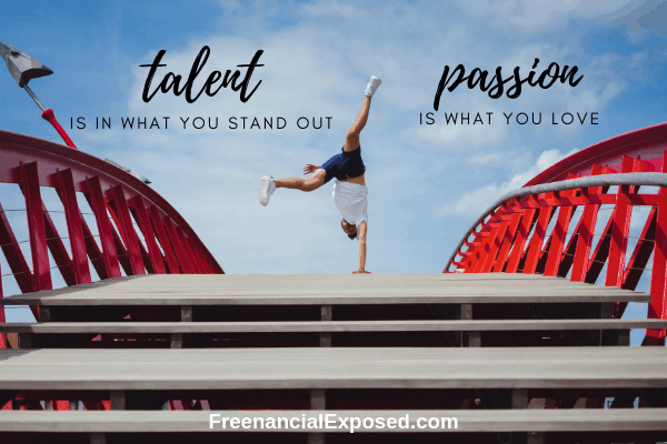 talent and passion in you freenancial exposed